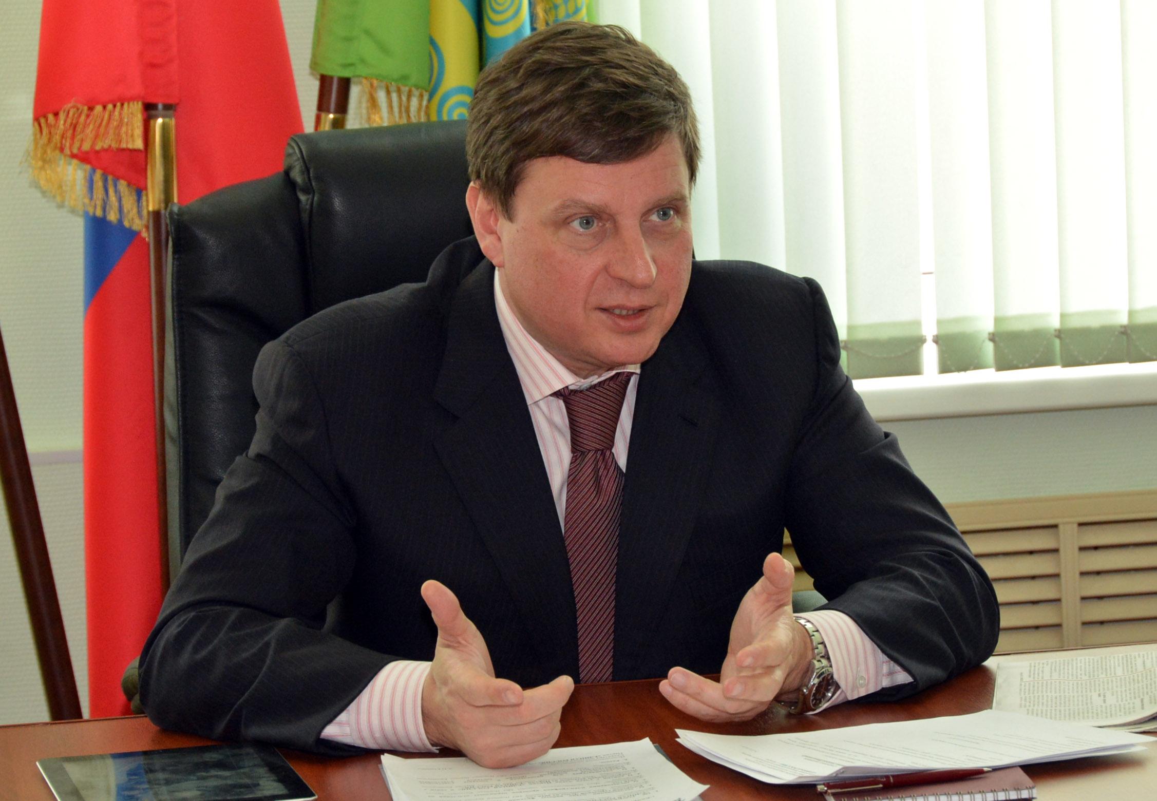Андрей Епишин: «Никаких свалок на землях Центрального сельского поселения не будет!»