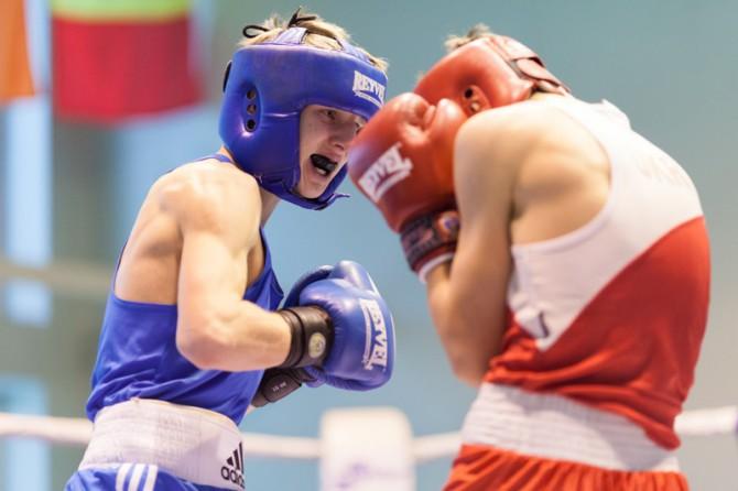 На турнире по боксу в Бежецке
