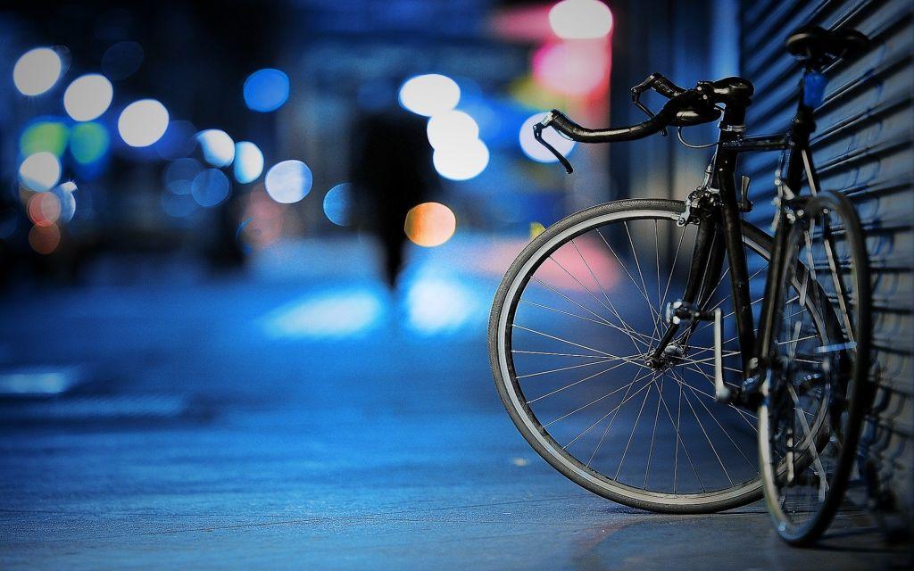 ночной велопробег