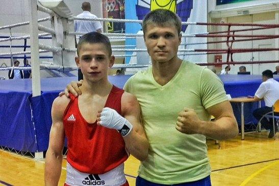 Павел Бобков - победитель первенства России