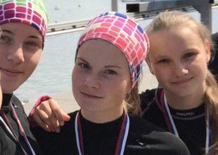 Алия Алмакаева - четырехкратная победительница первенства России