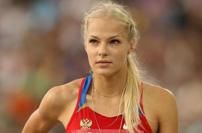 Единственная легкоатлеткаРФ Дарья Клишина прошла вфинал Олимпиады