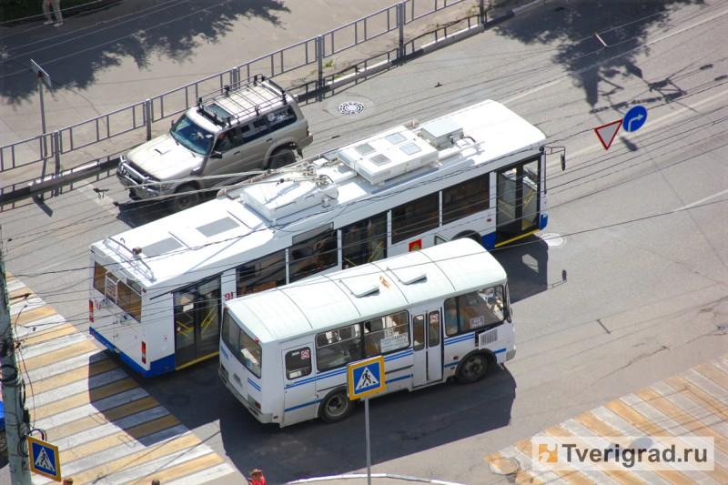 Всубботу вцентре Твери поменяется схема движения транспорта