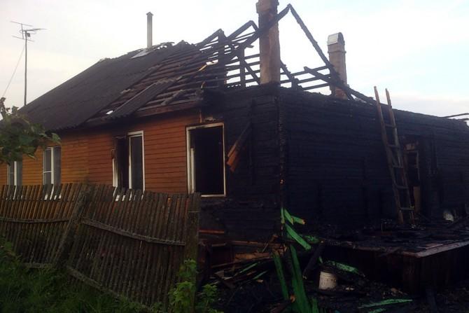ЧПвНелидово: напожаре погибла 7-летняя девочка