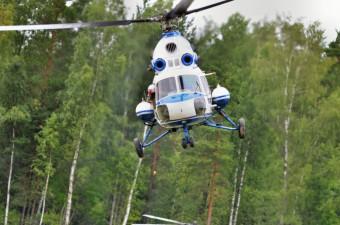 Чемпионат России по вертолетному спорту