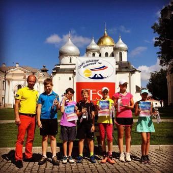 На турнире в Великом Новгороде