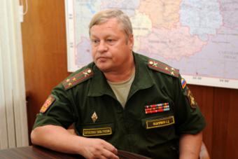 Сергей Фабричнов
