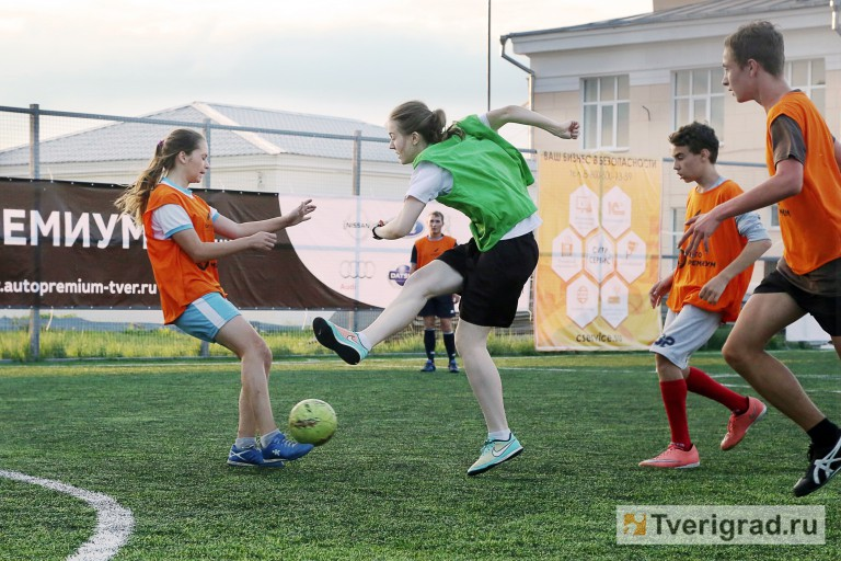ВТвери прошел самый продолжительный вмире матч помини-футболу