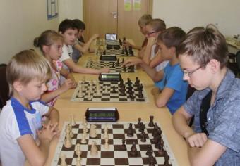 Шахматы в Вышнем Волочке