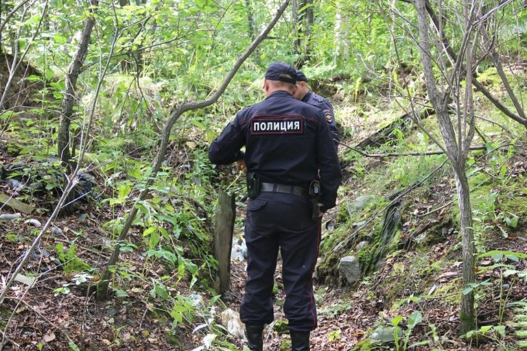 ВТверской области участковый отыскал заблудившегося влесу грибника