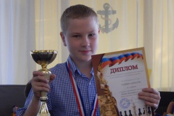 Алексей Гешко в Конаково