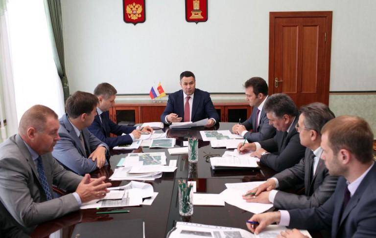Презентационный комплекс Тверской области создадут навъезде врегион