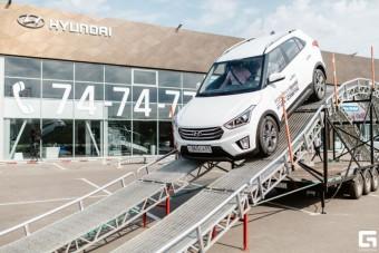 В автосалоне «Важная персона – Авто» представили новый Hyundai Creta