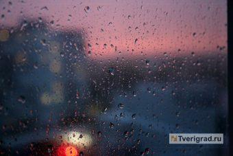 гроза дождь ливень