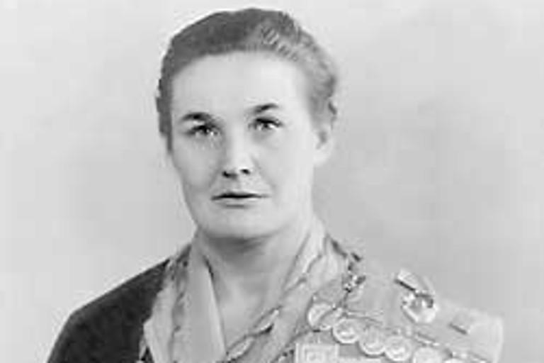 Скончалась двукратная олимпийская чемпионка погребле Антонина Середина