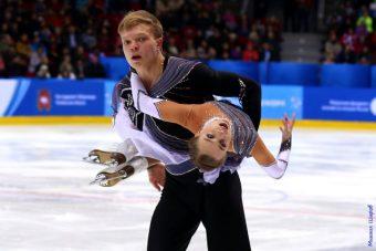 Дмитрий Сопот и Екатерина Борисова