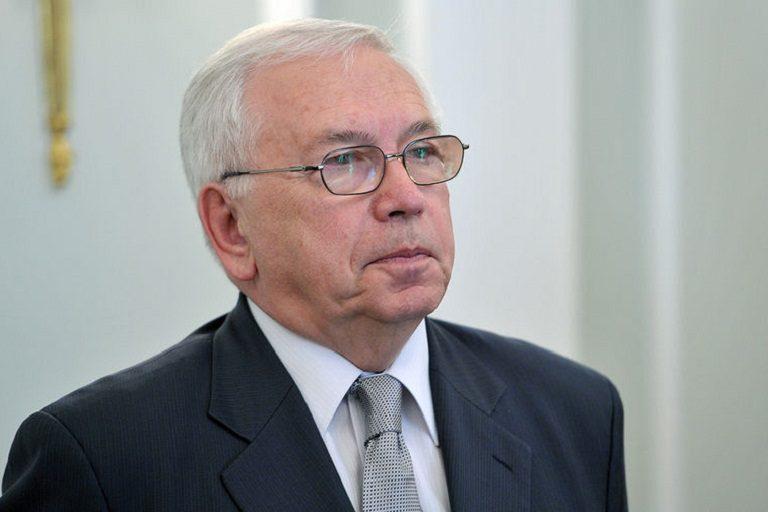 Бывший омбудсмен Лукин делегирован вСовет Федерации