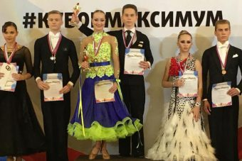 Милена Исаенкова и Глеб Савкин
