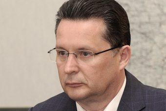 Юрий Тимофеев портрет отставка