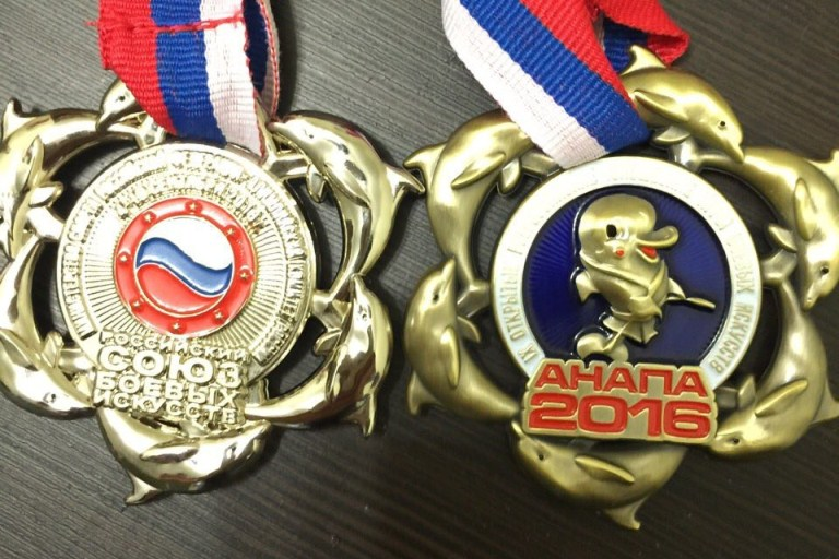 Сборная Северной Осетии стала победителем Всероссийских юношеских игр военных искусств
