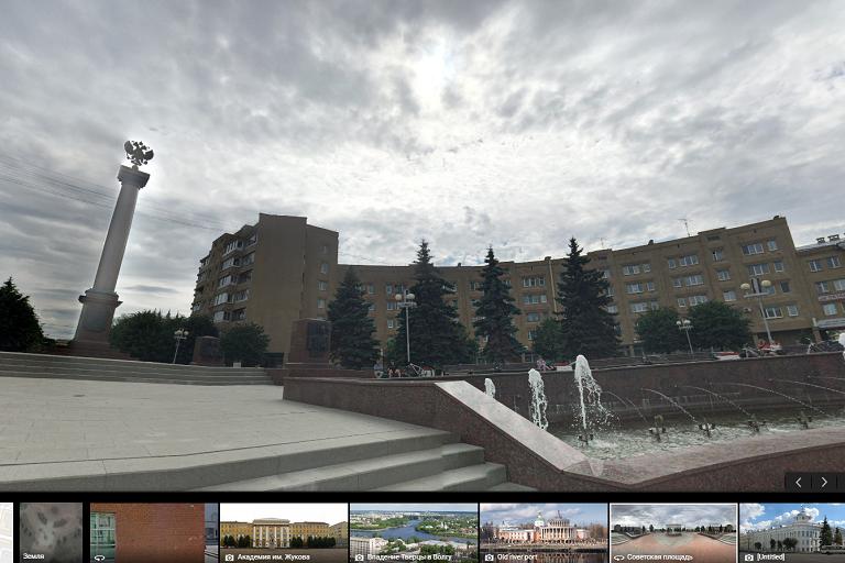 Место для прогулок вплохую погоду. «Яндекс» обновил панорамы Магнитогорска