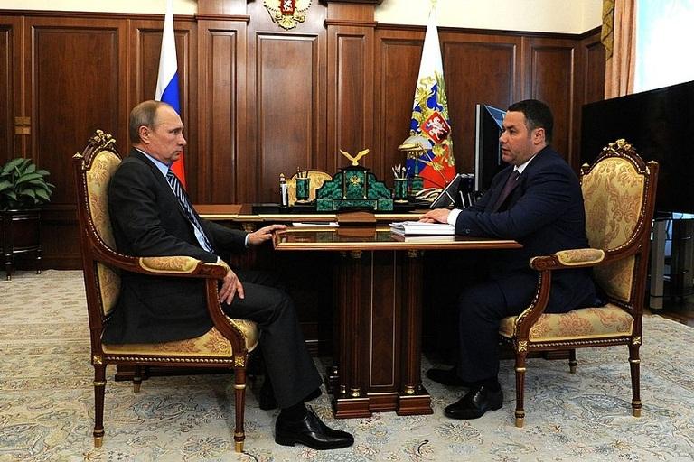 Кремль анонсировал встречу Владимира Путина сПамфиловой, губернаторами илидерами партий