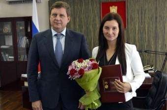 Андрей Епишин и Наталья Непряева