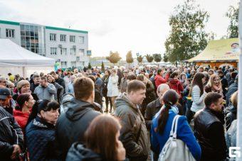 Масштабный проект лета «Приведи друзей на «Афанасий» завершился фееричным праздником