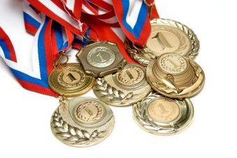 Награды соревнований