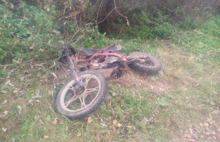 ВТвери в итоге ДТП достаточно серьезно пострадал мотоциклист