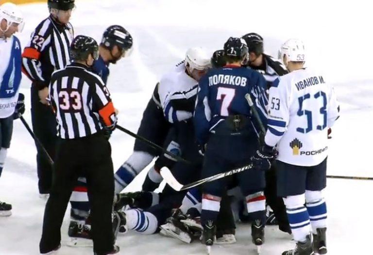 Хоккеисты «Сокола» уступили надомашнем льду клубу ТХК