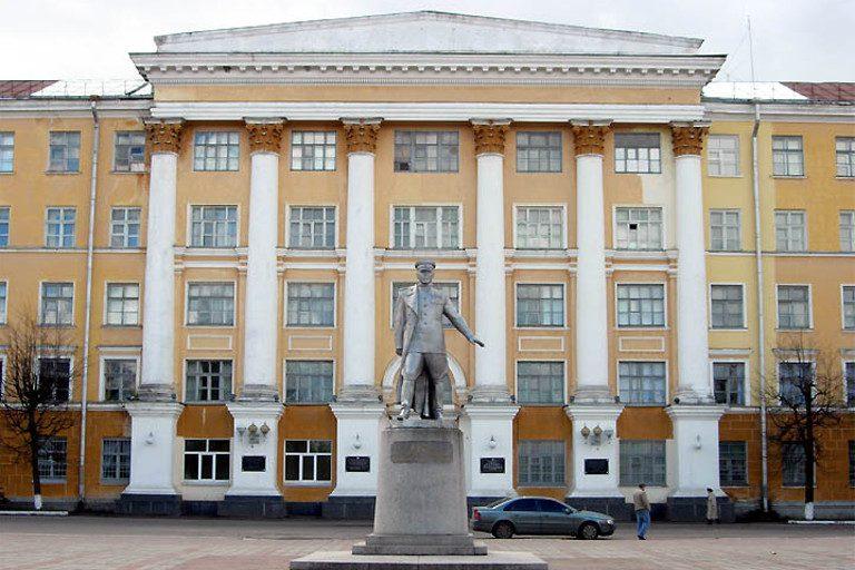 Вначале зимы вТвери откроют площадь имени маршала Жукова