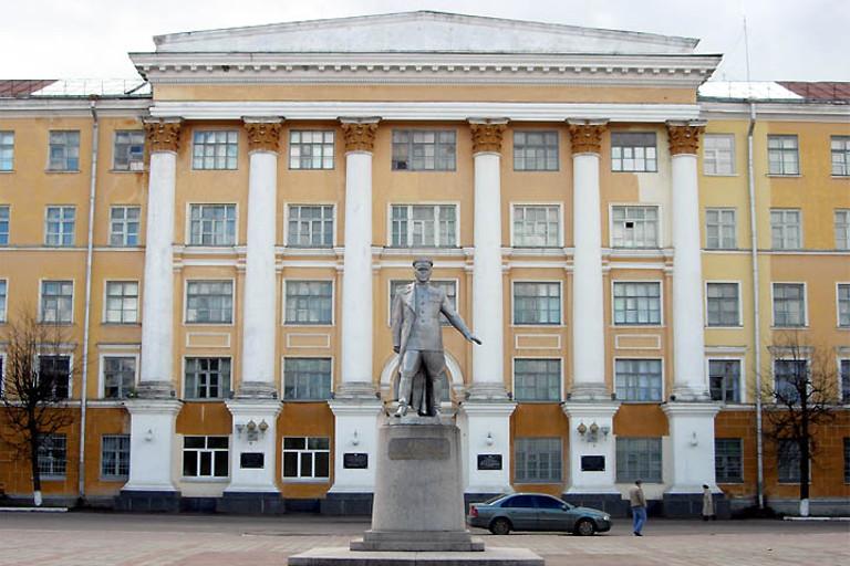 ВТвери площади присвоят имя маршала Жукова