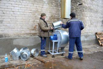 «Росводоканал Тверь» завершил капитальный ремонт вентиляции канализационных станций