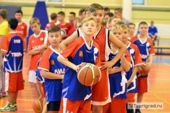 Межрегиональная детская баскетбольная лига