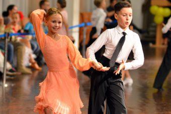 Первенство Твери по спортивным танцам