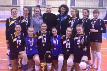 Волжанка - чемпион области 2016