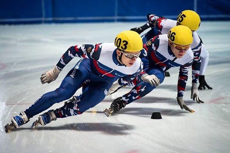 Тверичанин Даниил Ейбог завоевал золото этапа Кубка РФ пошорт-треку
