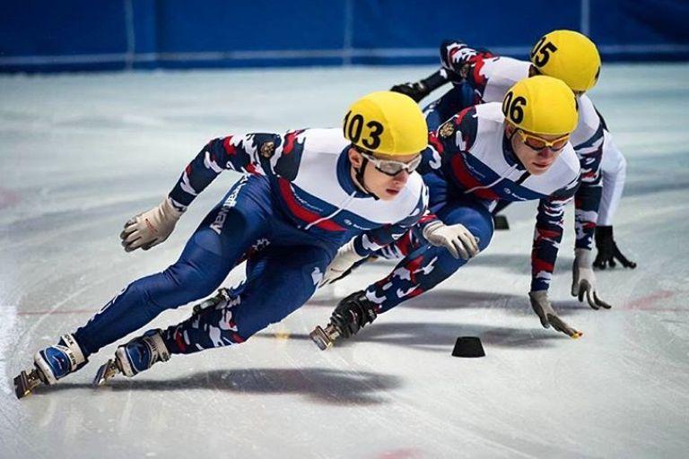 Тверичанин Даниил Ейбог завоевал золото этапа Кубка Российской Федерации пошорт-треку