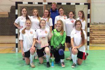 Женская команда ТвГУ