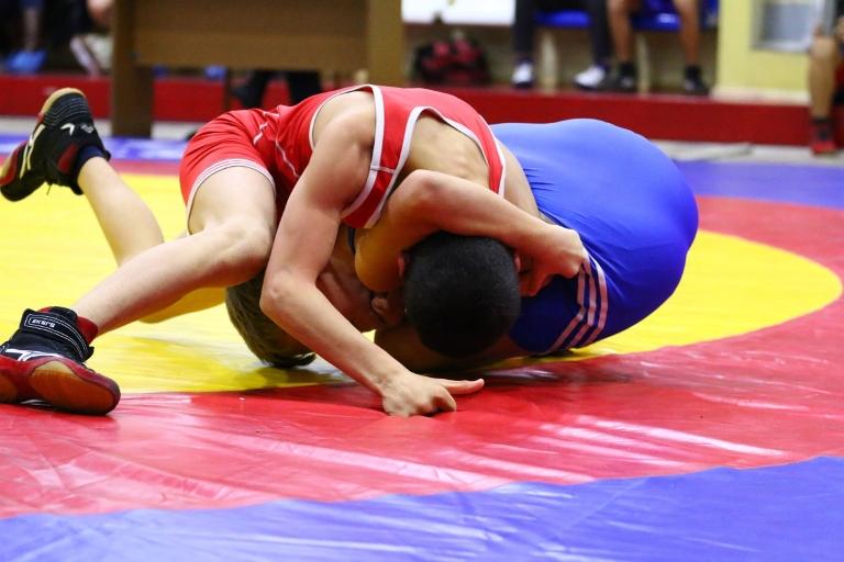Муслим Имадаев изТвери победил впервенстве РФ погреко-римской борьбе