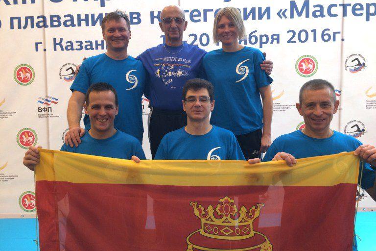 Прошлый рабочий Волжского трубного завода стал призером Кубка Российской Федерации