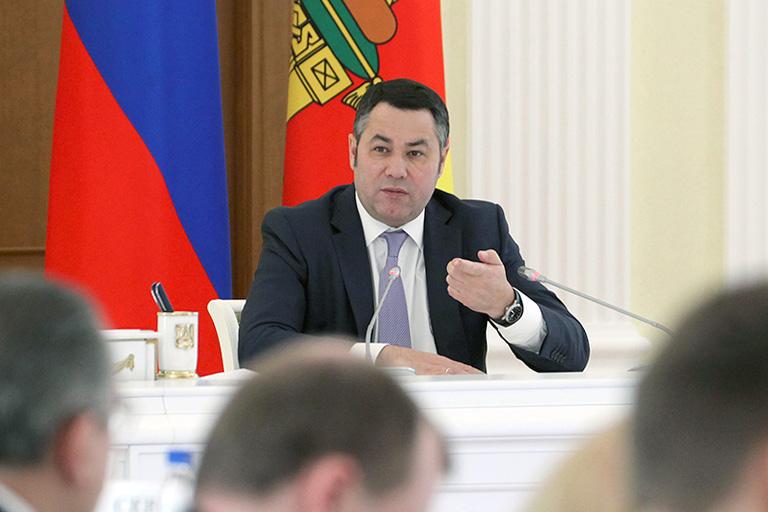 Игорь Руденя укрепил позиции врейтинге воздействия губернаторов