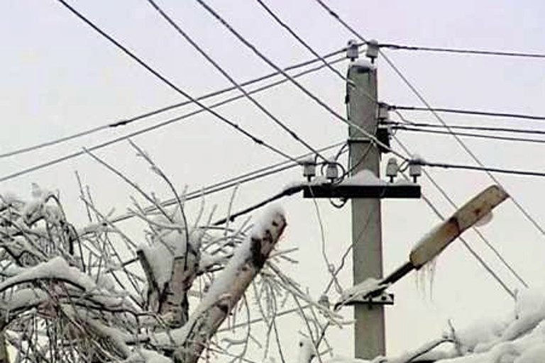 МЧС информирует оновых отключениях электроснабжения вТверской области