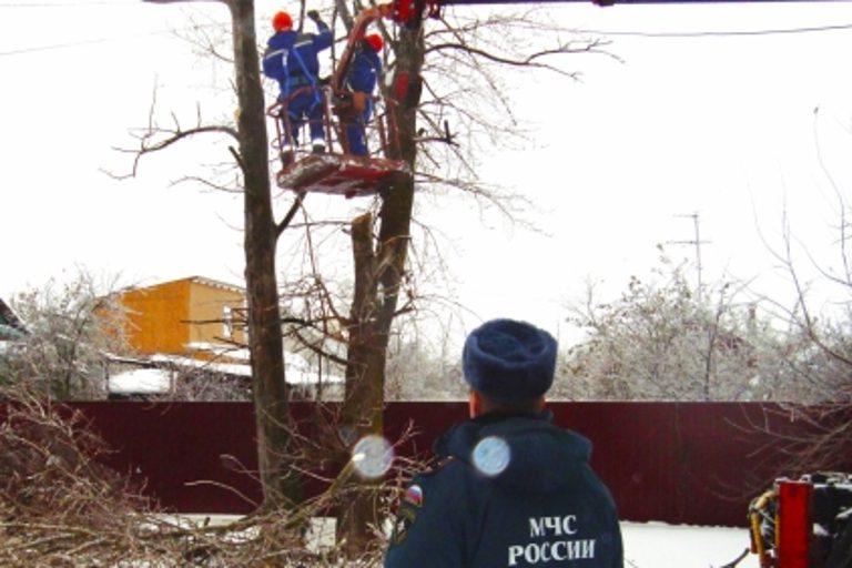 ВТверской области 30 населённых пунктов остались без электроэнерии