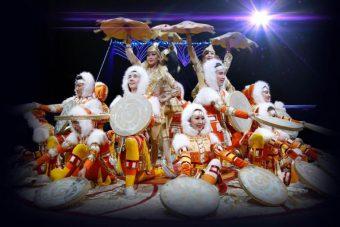 «Бриллиантовый цирк Якутии»