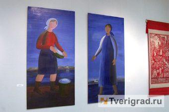 Выставка В городе моем_1