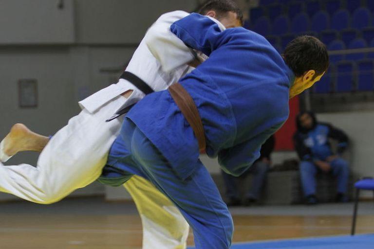 Тверские дзюдоисты выступили вКубке РФ среди спортсменов снарушениями слуха