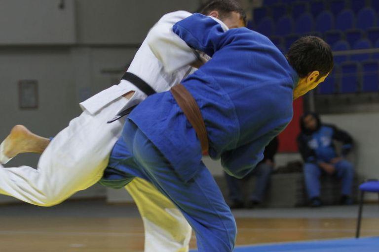 Курские дзюдоисты взяли «золото» и«бронзу» наКубке РФ