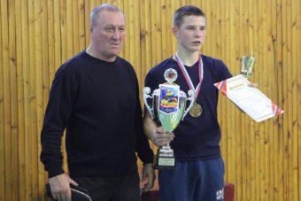 Егор Еремеев и Сергей Муранов